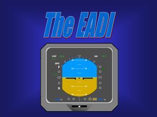 The EADI