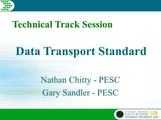 Data Transport Standard