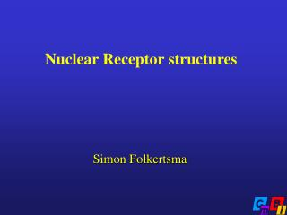 Nuclear Receptor structures