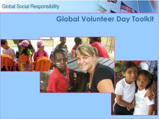 Global Volunteer Day Toolkit