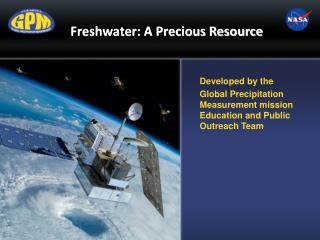 Freshwater: A Precious Resource