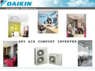 SKY AIR COMFORT INVERTER