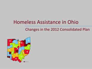 Homeless Assistance in Ohio