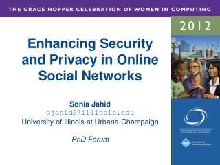 Online Social Network (OSN)