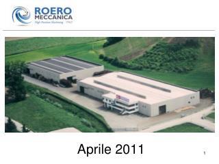Aprile 2011