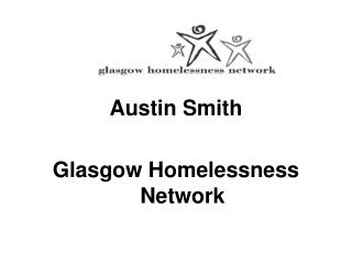 Austin Smith Glasgow Homelessness Network