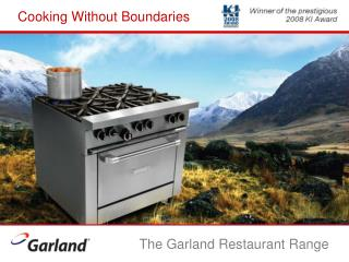 Cooking Without Boundaries