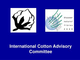 International Cotton Advisory Committee