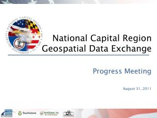 National Capital Region  Geospatial Data Exchange