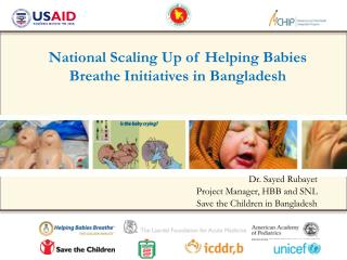 National Scaling Up of Helping Babies Breathe Initiatives in Bangladesh