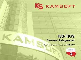 KS-FKW Finanse i księgowość