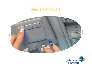 Specialty Products  -  HomeLink KeyFob