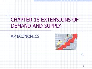 CHAPTER 18 EXTENSIONS OF DEMAND AND SUPPLY