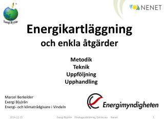 Energikartläggning och enkla åtgärder
