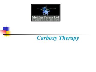 Carbox y Therapy