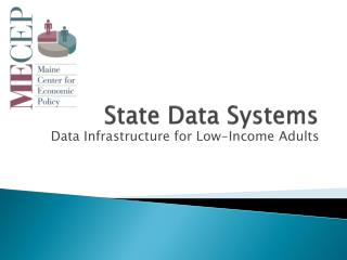 State Data Systems