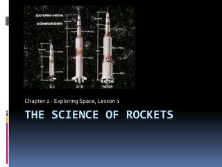 The Science of Rockets