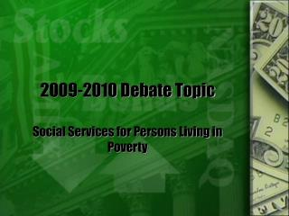 2009-2010 Debate Topic