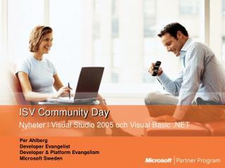 ISV Community Day