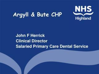 Argyll & Bute CHP