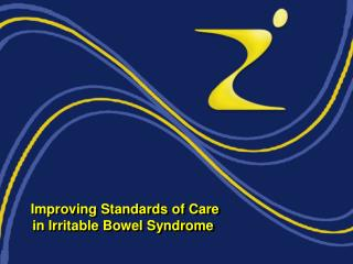 Improving Standards of Care in Irritable Bowel Syndrome