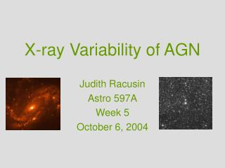 X-ray Variability of AGN