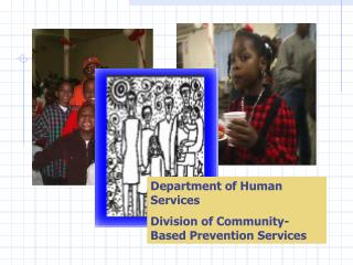 Department of Human Services Division of Community-Based Prevention Services