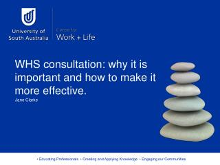 WHS consultation: why it is important and how to make it more effective.