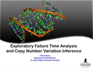 Exploratory Failure Time Analysis and Copy Number Variation Inference
