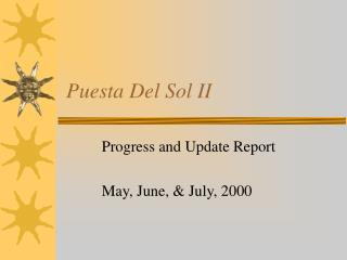 Puesta Del Sol II