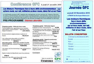 GFC-secrétariat Mme FAUVEL 92500 Rueil-Malmaison