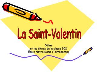 C line  et les  l ves de la classe 302  cole Notre-Dame Terrebonne