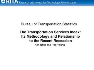 Bureau of Transportation Statistics