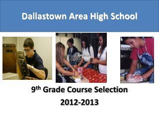 Dallastown Area High School