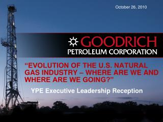 YPE Executive Leadership Reception