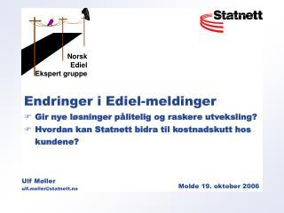 Ulf Møller ulf.moller@statnett.no