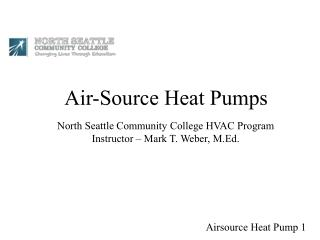 Air-Source Heat Pumps