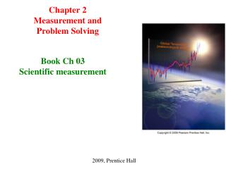 Chapter 2 Measurement and Problem Solving