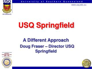 USQ Springfield