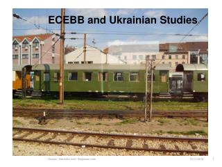 ECEBB  and Ukrainian  Studies