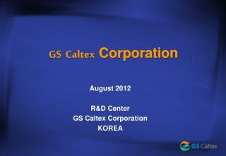 GS Caltex  Corporation