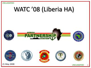 WATC  '08 (Liberia HA)