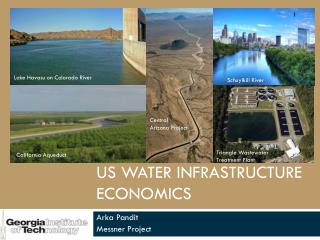 US Water Infrastructure Economics