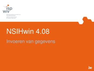 NSIHwin 4.08