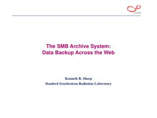 The SMB Archive System: Data Backup Across the Web