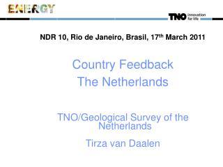 NDR 10, Rio de Janeiro, Brasil, 17 th  March 2011