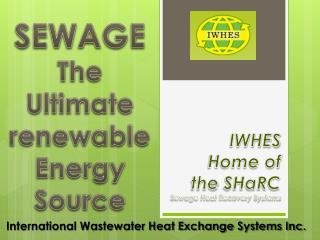 International Wastewater Heat Exchange Systems Inc.