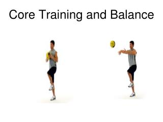 Core Training and Balance