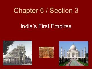 Chapter 6 / Section 3