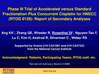 Supported by Grants U10 CA21661 and U10 CA37422 from the National Cancer Institute